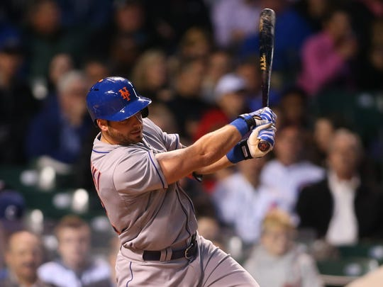 Kevin Plawecki's flat swing and excellent hand-eye coordination leads to a low strikeout rate and line drives.
