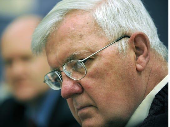 New Castle Mayor Donald Reese
