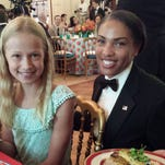 FoCo 10-year-old off to White House