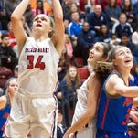 District basketball tournament roundup | Berger's triple-double lifts Sacred Heart