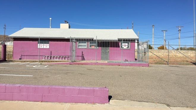A body was found outside a law office in Northeast El Paso on Dec. 5.
