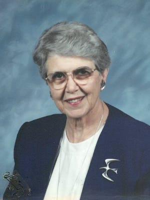 Sarah Cary Hamilton, 84