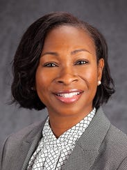 Sereka Barlow, new chief operating officer at The Hospitals