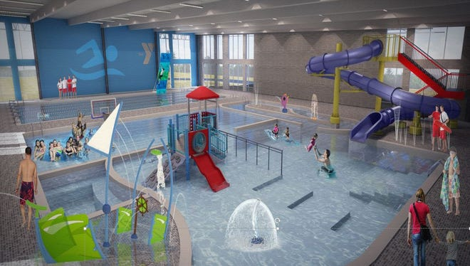 The YMCA proposed an indoor aquatic facility in partnership with the city of Wisconsin Rapids.