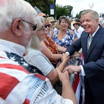 Lindsey Graham announces his presidential campaign