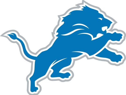 detroit lions tweak logo and font  will alter uniforms  too american football clipart vector american football clip art black and white