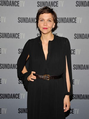 (L-R)  attend SundanceTV's presentation of Panel Discussions featuring creators and stars of 'Rectify' and 'The Honorable Woman' on May 16, 2015 in Los Angeles, California.