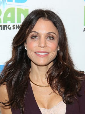 """NEW YORK, NY - OCTOBER 29:  (EXCLUSIVE COVERAGE/SPECIAL RATES APPLY) Bethenny Frankel poses for a photo at the Z100 Studio during a visit to """"Elvis Duran's Z100 Morning Show"""" on October 29, 2014 in New York City.  (Photo by Jemal Countess/Getty Images) ORG XMIT: 520830461 ORIG FILE ID: 458036848"""