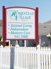 Homestead Village Retirement Community in Pensacola