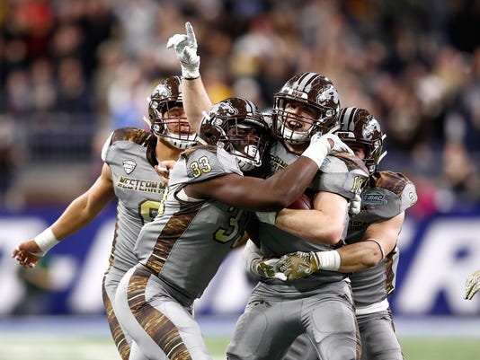 MAC Championship - Western Michigan v Ohio