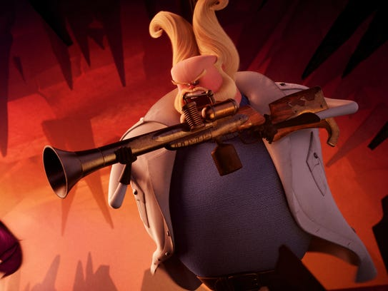 Voiced by Jim Gaffigan, Abraham Van Helsing is a legendary