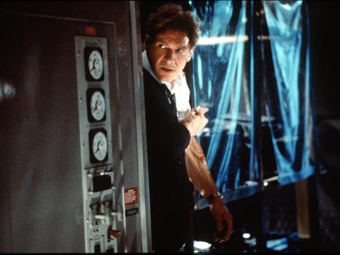 DATE TAKEN: 1997--- Harrison Ford in a scene from the