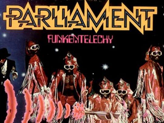 """Funkentelechy vs. the Placebo Syndrome,"" Parliament."
