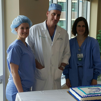 Thoracic surgeon in Grafton completes 500th procedure