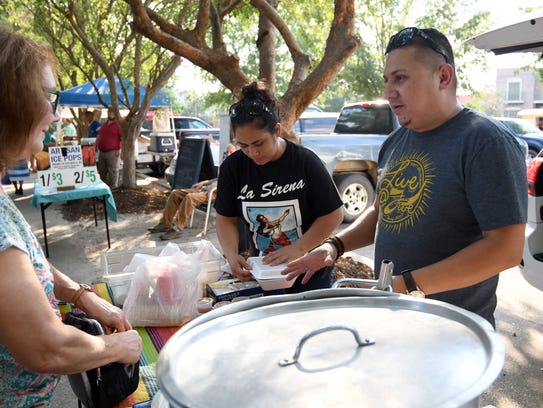 Carlos Molina is a single dad of two, runs his own