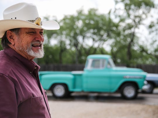 Dwain Morrison plans to take a some time off to care for his cars and property before he travels after completing his term as mayor of San Angelo.