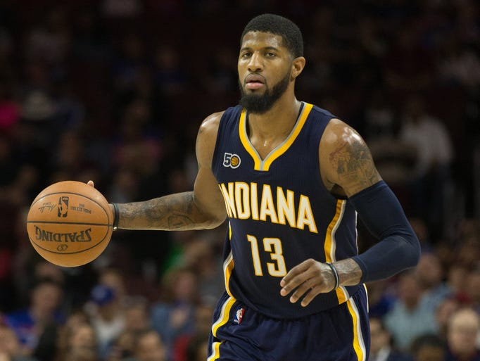 Flip through the gallery to see Indiana Pacers forward