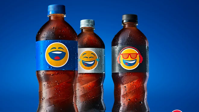 Pepsi will promote its new emoji bottles with a campaign featuring more than 100 ads that run just five seconds long.