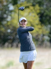 Kettle Moraine graduate Abby Cavaiani finished as the WIAA state runner-up as a senior in 2017. She has since tried to qualify for the US Women's Open and is competing at the Junior PGA Championship this week in Lexington, Kentucky.