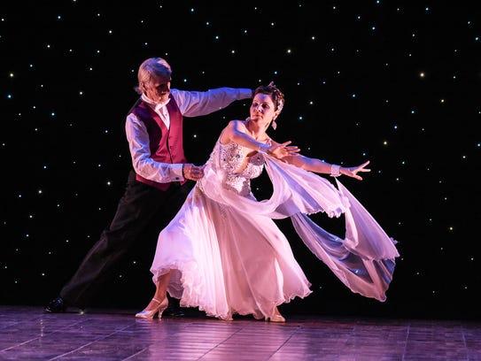 Star dancer Katya Bailor did not win, but her elegance