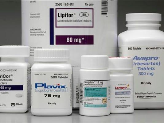 Prescription Drugs-Spending