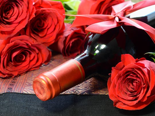 The classic Mother's Day pairing is roses and rosés.
