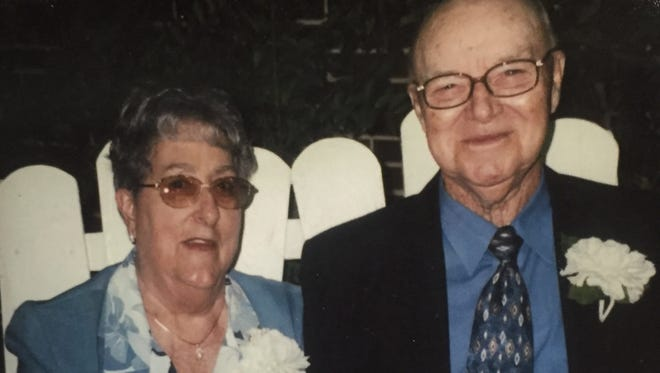 Clarence and Dorothy Seib
