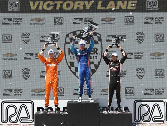 IndyCar: Kohler Grand Prix