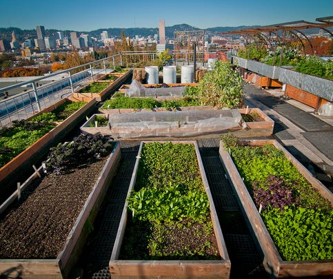 50 great restaurant gardens across the country