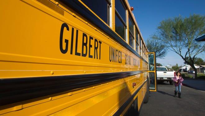 Gilbert Public Schools recently settled a gender discrimination lawsuit with a former assistant principal, Elizabeth McCoy.