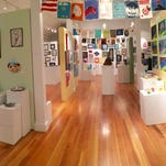 """""""Young Artists' Showcase"""" is on exhibit through April 25 at Bush Barn Art Center."""
