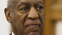 Bill Cosby on May 24, 2016, after preliminary hearing