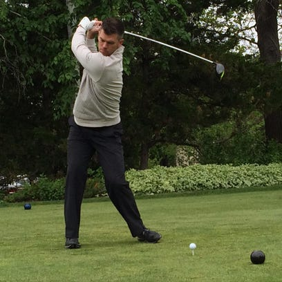 Packers kicker Mason Crosby is the co-chair of the Lombardi Golf Classic, which takes place this weekend at North Hills Country Club in Menomonee Falls.
