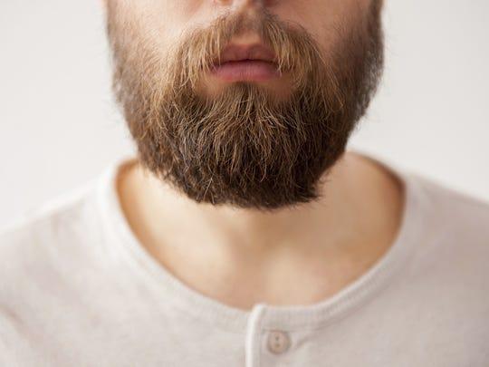 beard male man