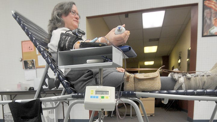 Blood donors needed in Richland County