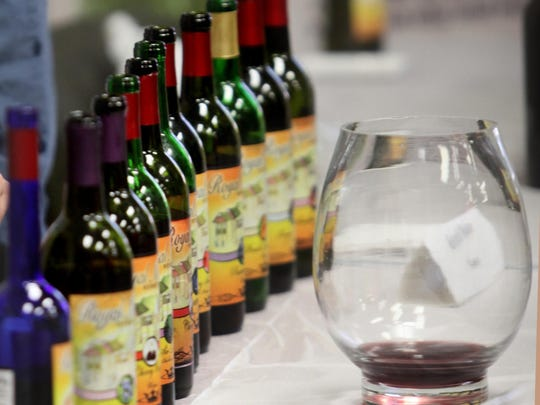 Wine tastings and tours are part of the FAMU Grape Harvest Festival.