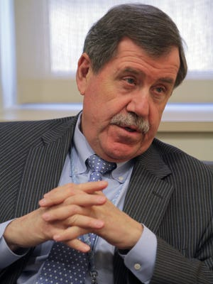 White Plains Hospital paid tax-preparation fees for CEO Jon Schandler, now retired, in 2014.