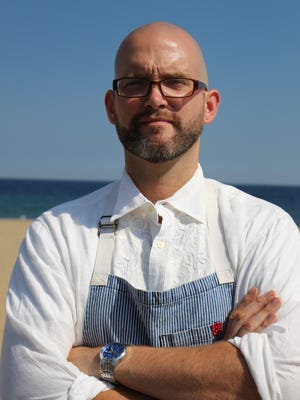 """Chef Peter Morris of Freehold will appear on Food Network's """"Beat Bobby Flay"""" tomorrow night."""