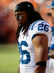 Clayton Geathers underwent neck surgery in March and his return date remains up in the air.