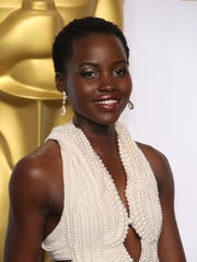 Lupita Nyong'o, who won an Oscar for her performance