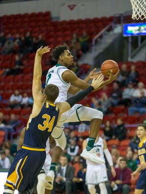 TJ Parham is transferring after two seasons with the Phoenix.