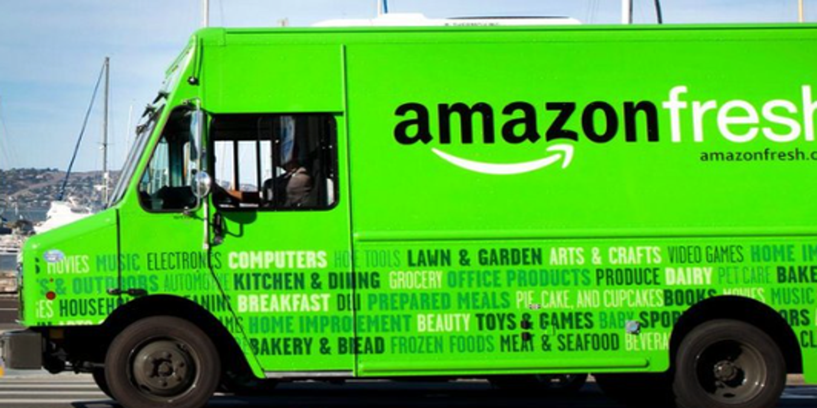 Amazon now offers free food delivery for Prime members