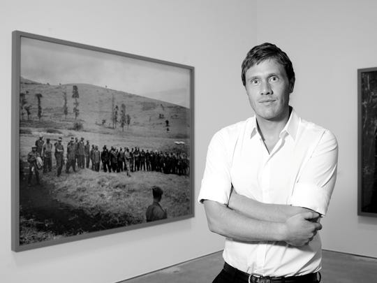 Photographer Richard Mosse represented Ireland at the 2013 Venice Biennale, and he won the 2014 Deutsche Borse Photography Prize.