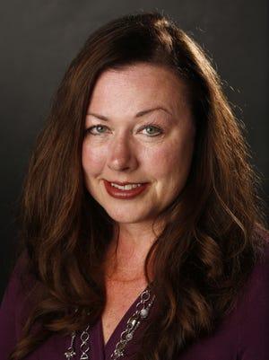 The Des Moines Register dining reporter Susan Stapleton.
