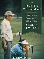 """I call him Mr. President"" book cover."