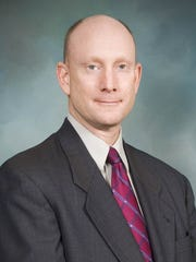 Jon Braeutigam, Michigan Treasury chief investment