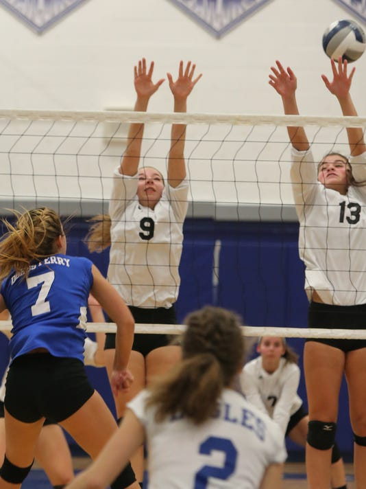 Pawling Dobbs Ferry Volleyball