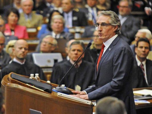 Gun Legislation Governor