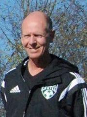 Former UW-Oshkosh coach Toby Bares.