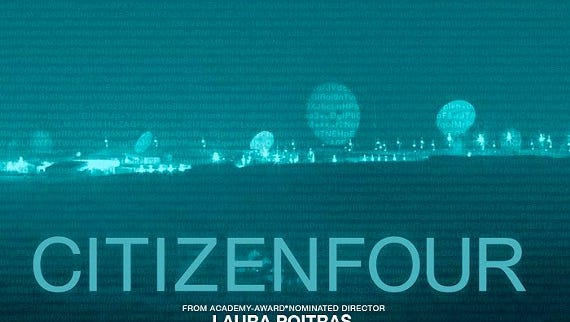 """The ACLU-NM will screen """"Citizenfour"""" at 6 p.m. on Oct. 23. The event is free and open to the public."""